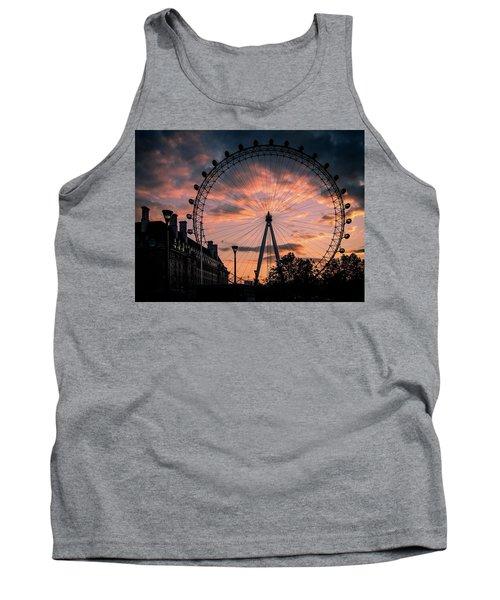 London Eye #1 Tank Top