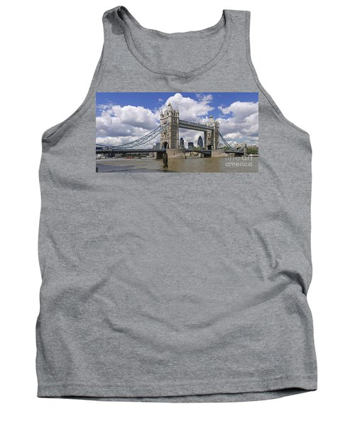 London Towerbridge Tank Top