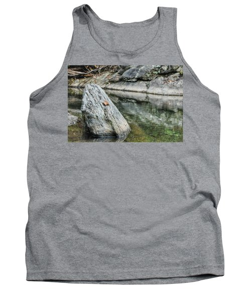 Lonely Leaf Tank Top