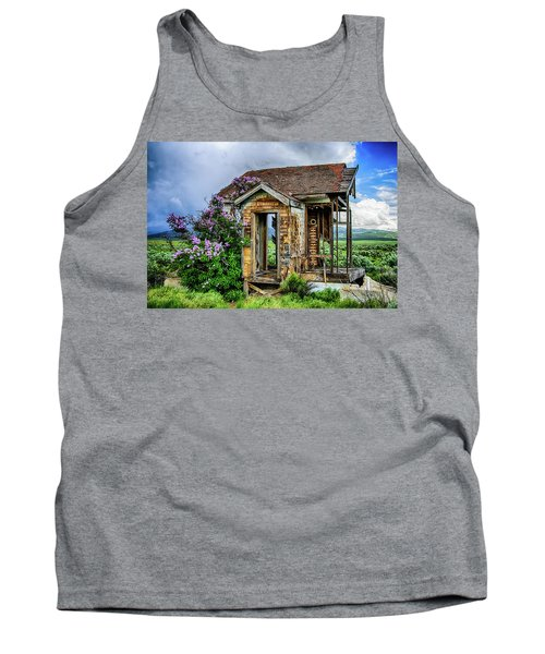 Lonely Lilacs Tank Top