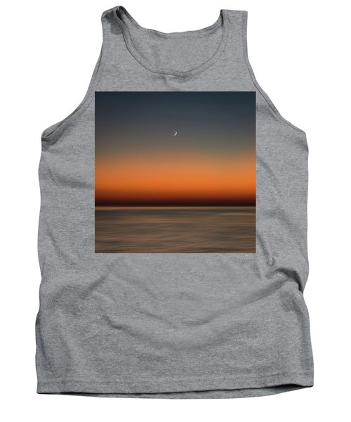 Lonely Moon Tank Top