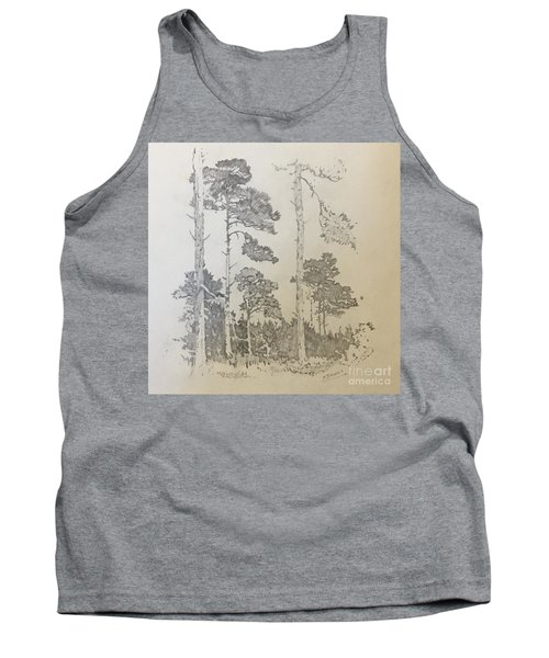 Lonely Pines Tank Top
