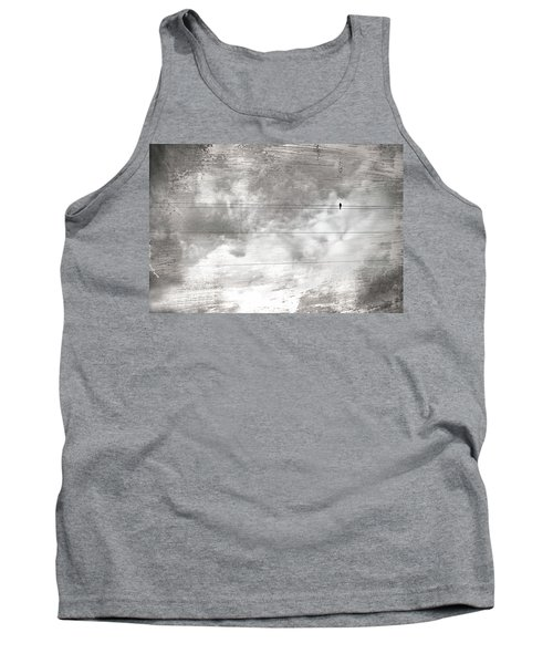 Lonesome Dove Tank Top by Gray  Artus