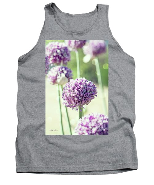 Tank Top featuring the photograph Longing For Summer Days by Linda Lees