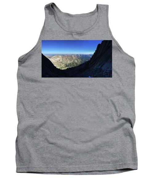Longs Peak Trough Tank Top
