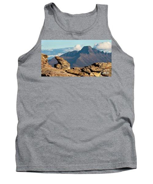 Long's Peak View Tank Top