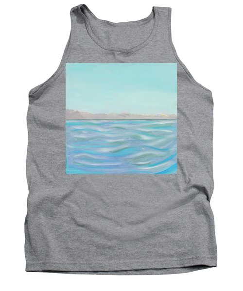 Looking South Tryptic Part 1 Tank Top