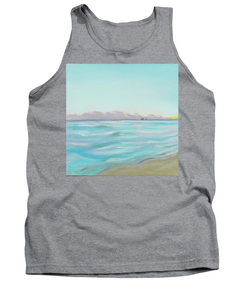 Looking South Tryptic Part 2 Tank Top