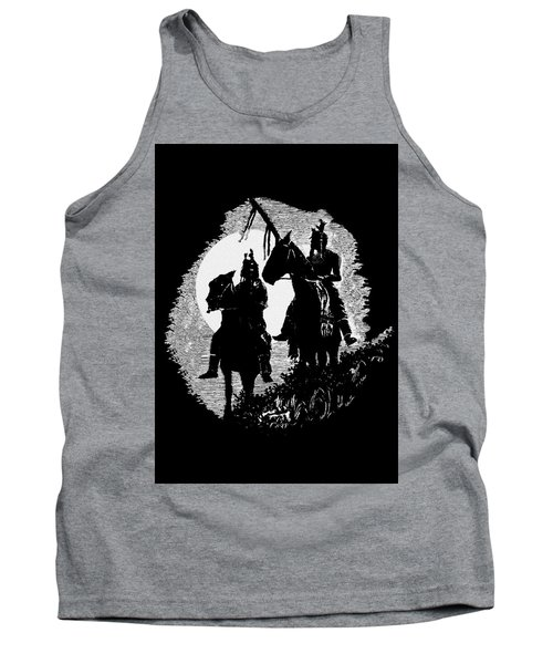Lookouts Tank Top by Lawrence Tripoli