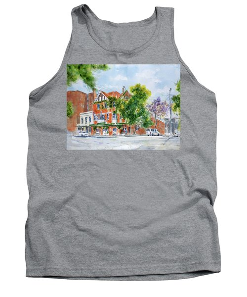 Lord Dudley Hotel Tank Top