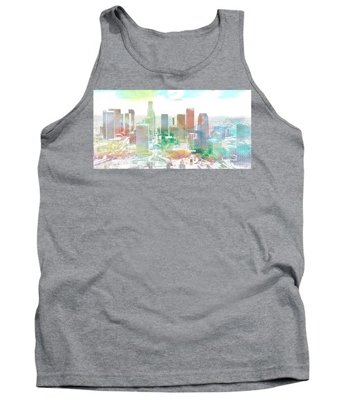 Los Angeles, California, United States Tank Top