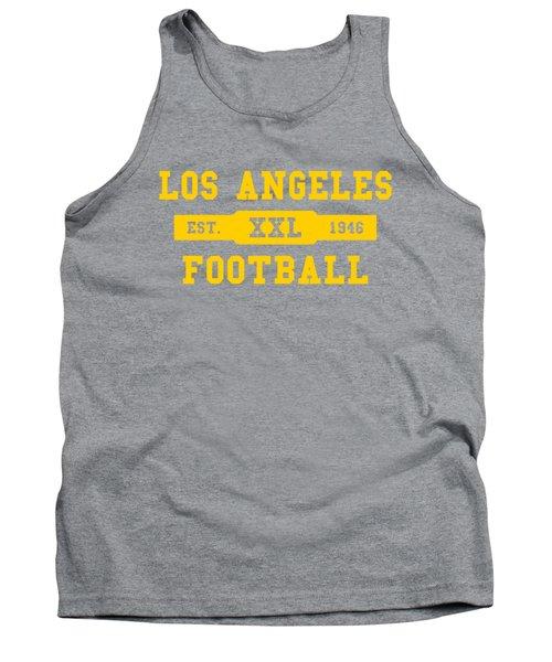 Los Angeles Rams Retro Shirt Tank Top