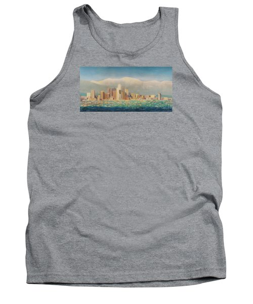 Los Angeles Sunset Tank Top