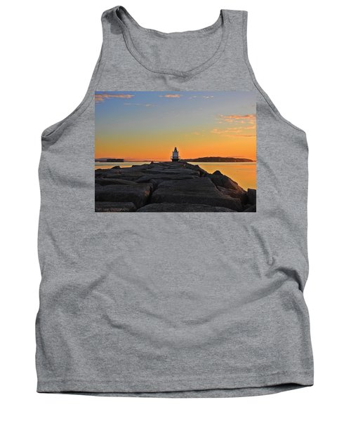 Lost In The Sunrise Tank Top