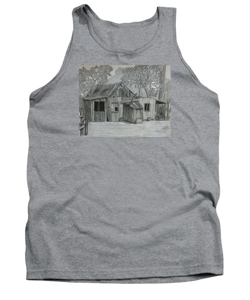 Lost In The Woods  Tank Top by Tony Clark