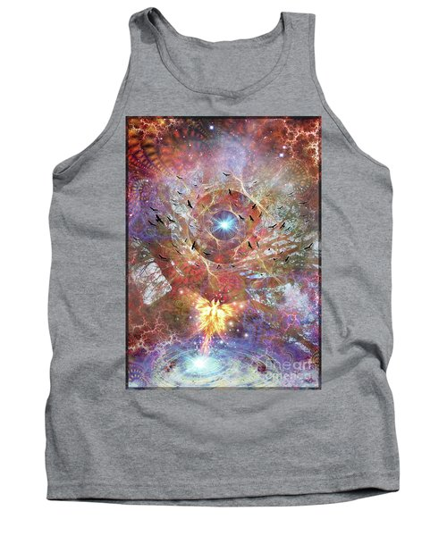 Lost In Transformations Tank Top