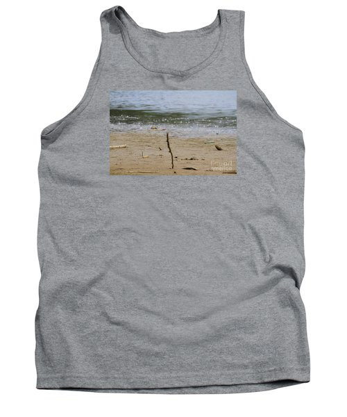 Lost Message In A Bottle 2 Tank Top
