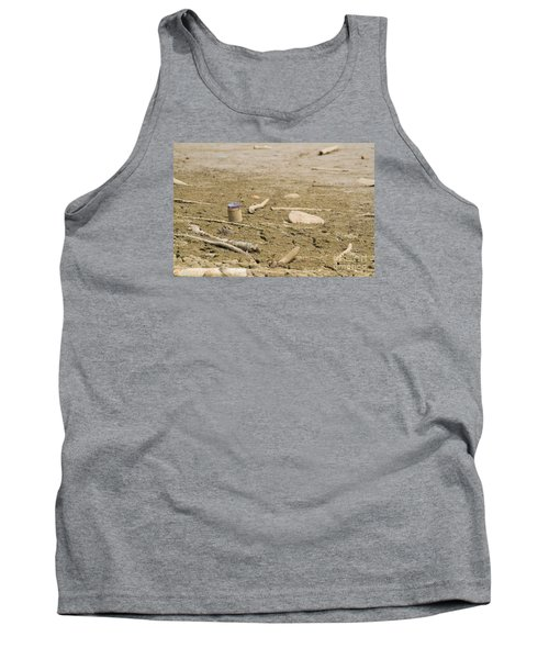 Lost Message In A Bottle Tank Top