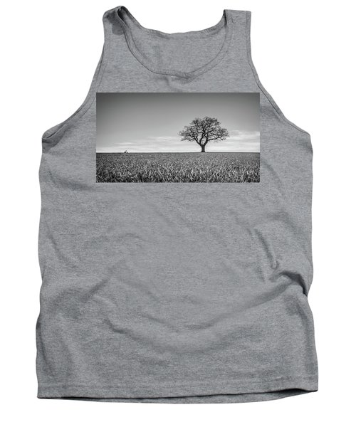 Tank Top featuring the photograph Lost by Nick Bywater