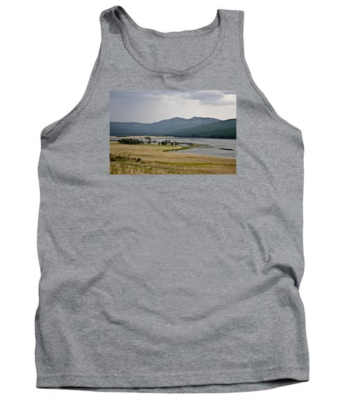 Lost Trail Wildlife Refuge 2 Tank Top