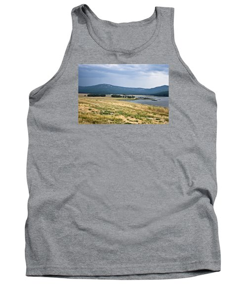Lost Trail Wildlife Refuge 3 Tank Top
