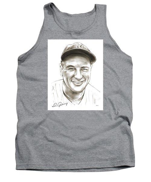 Lou Gehrig Tank Top