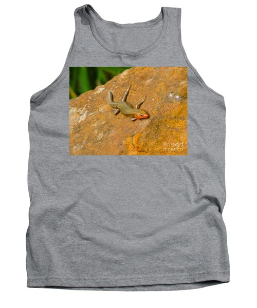 Lounging Lizard Tank Top