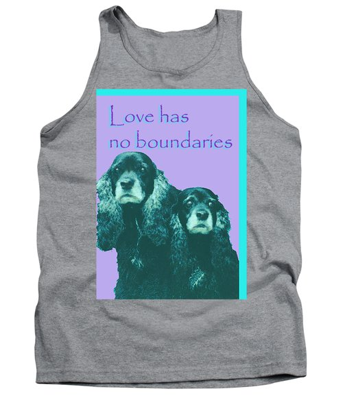 Love Had No Boundaries Tank Top