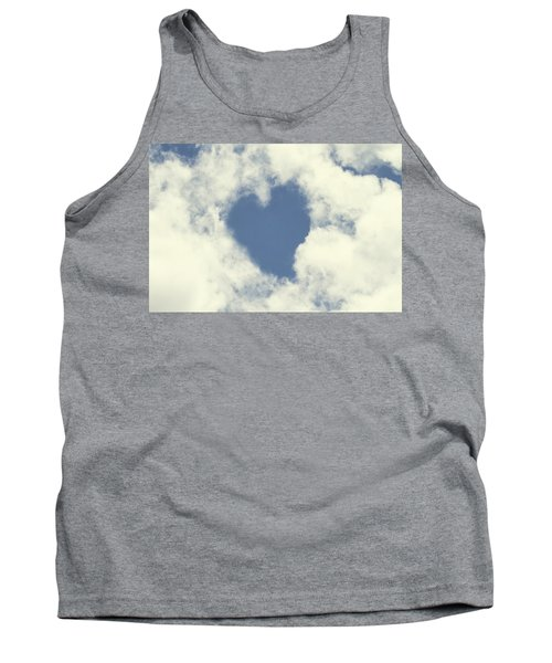 Love Is In The Air Tank Top by Peggy Collins