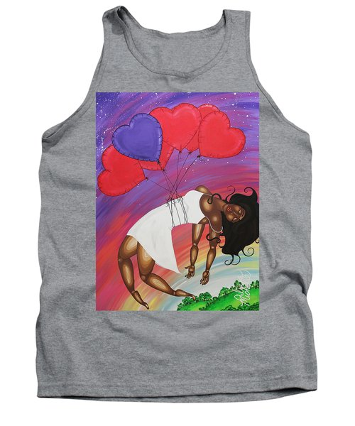 Love Lifts Us Up Tank Top