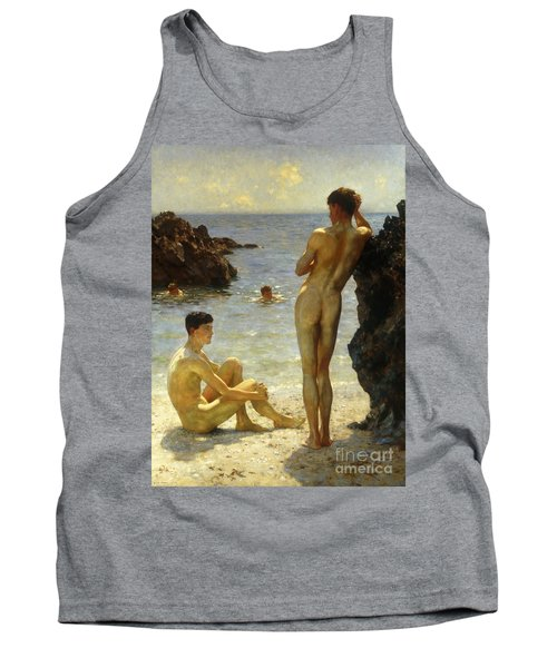 Lovers Of The Sun Tank Top