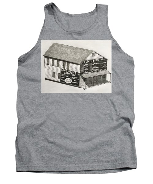 Lowe Brothers Hardware  Tank Top by Tony Clark