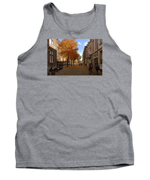 Little Lady Mary Square In October Maastricht Tank Top