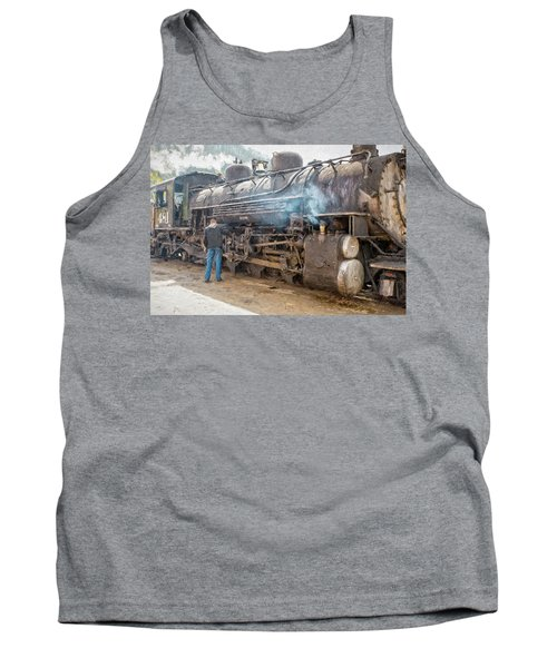 Lubing #481 Tank Top