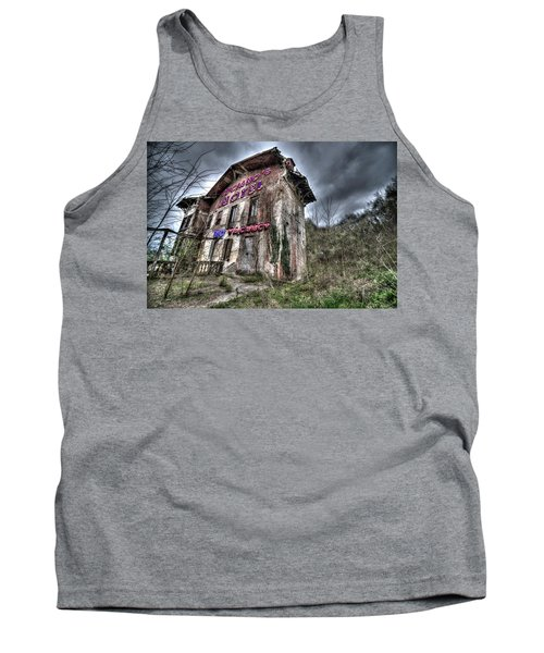 Luciano's Motel Tank Top