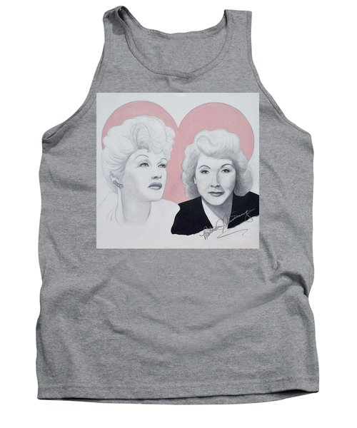 Lucille And Vivian Tank Top
