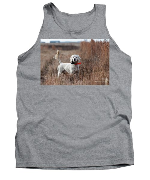 Tank Top featuring the photograph Luke - D010076 by Daniel Dempster