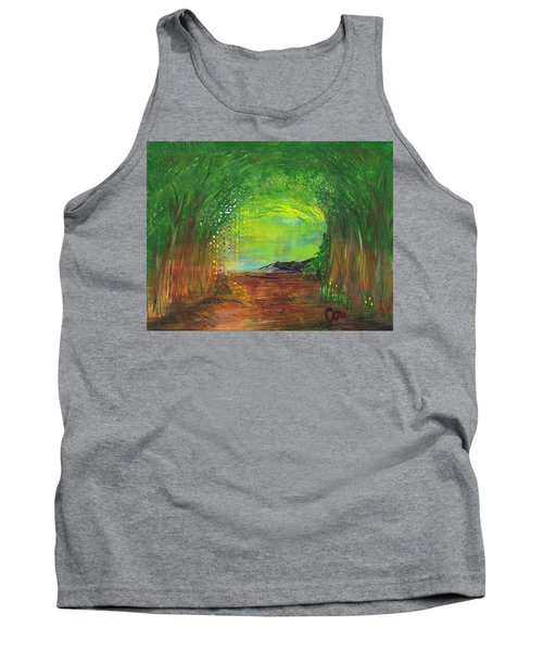 Luminous Path Tank Top