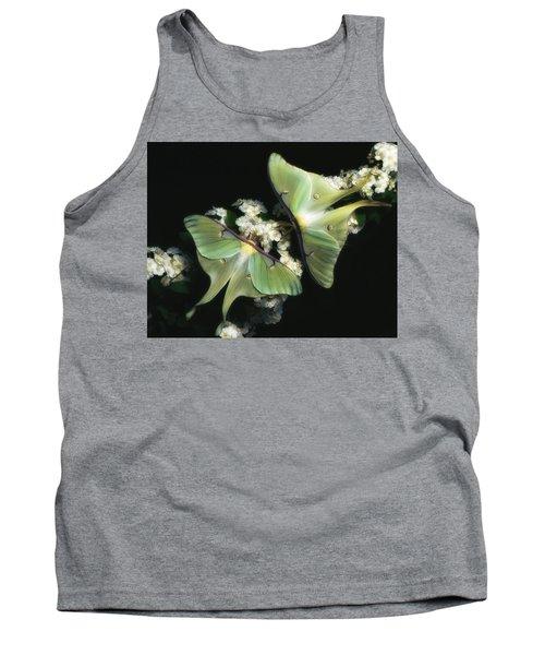 Luna Moths Tank Top