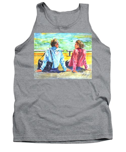 Lunch Break Tank Top