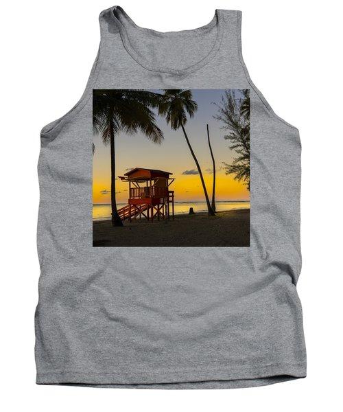 Luquillo Sunset  Tank Top