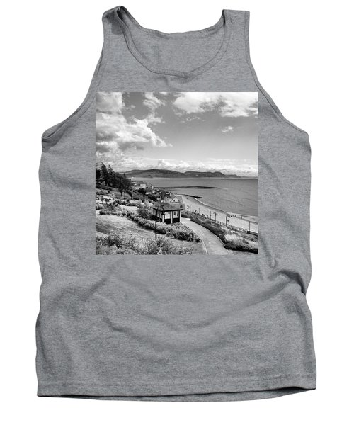 Lyme Regis And Lyme Bay, Dorset Tank Top
