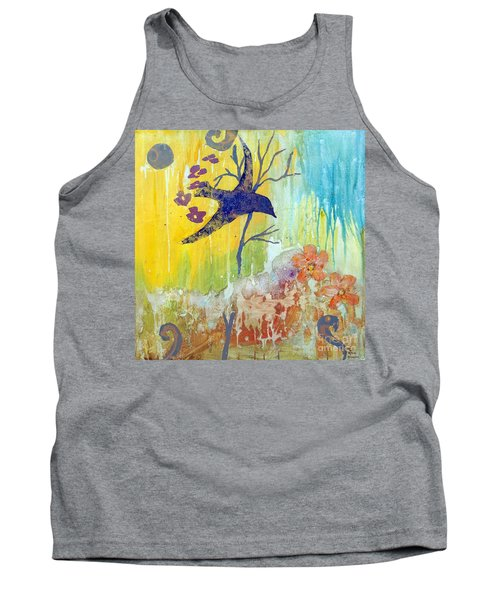 Ma Doh Bird Soars Tank Top
