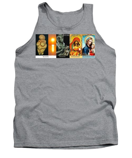 Ma Ra Evolution Tank Top