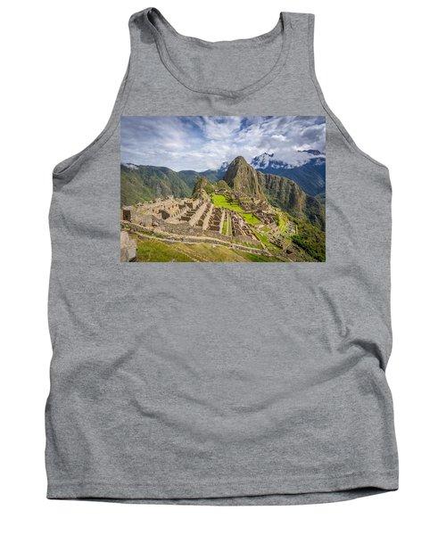 Machu Picchu Peru Tank Top