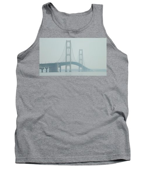 Mackinac Bridge Tank Top