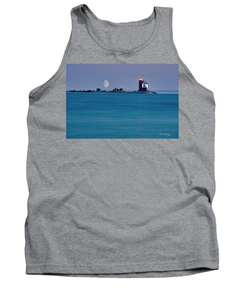 Mackinac Moon Tank Top