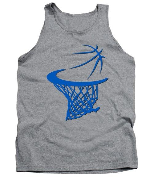 Magic Basketball Hoop Tank Top