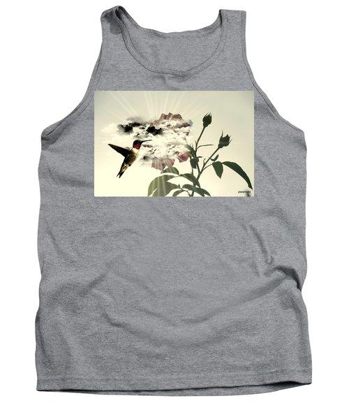 Magic Flower Tank Top
