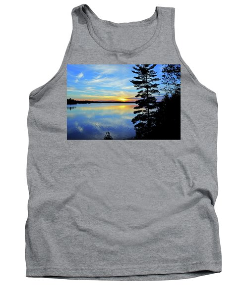 Magic Hour Tank Top by Keith Armstrong
